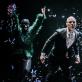 """Scena iš Vilniaus miesto šokio teatro """"Low Air"""" spektaklio """"Žaidimas baigtas"""". L. Vansevičienės nuotr."""