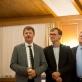 Vladas Bagdonas (trečias iš kairės) su austrų kolegomis. Asmeninio archyvo nuotr.
