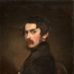 "V. Neveravičius, ""Autoportretas"", 1841, drobė, aliejus, 77,5 x 58, 5 cm, LDM"
