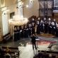 "Švedų choras ""Vocal art Ensemble of Sweden"". V. Dranginio nuotr."