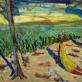 Pasaulinę Kultūros dieną – balandžio 15 - ąją pristatoma Vyganto Paukštės (Vilnius) tapybos darbų paroda