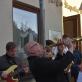 """Vytautas Labutis, Gediminas Laurinavičius ir saksofonų kvartetas """"Keturi vėjai"""". Organizatorių nuotr."""