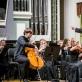 Vytautas Sondeckis, Juozas Domarkas ir Nacionalinis simfoninis orkestras. D. Matvejevo nuotr.