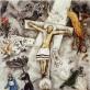 """Marc Chagall, """"Baltas nukryžiavimas"""". 1938 m."""