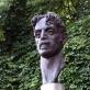 Frank Zappa (1940–1993). Skulptorius – Konstantinas Bogdanas, architektas – Valdas Ozarinskas. 1996 m. A. Narušytės nuotr.