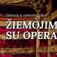 LRT KLASIKA kviečia žiemos vakarus leisti kartu su opera