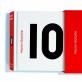"""Marion Bataille, skaičių knyga """"10"""". 2010 m."""
