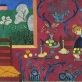 Henri Matisse, Raudonasis kambarys. 1908 m. Ermitažo muziejus