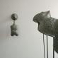 """Andrius Erminas, parodos """"Žmogiškasis faktorius. Kūnai"""" eksponatai, nuotr. autoriaus"""