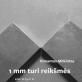 """Rimanto Milkinto jubiliejinės parodos """"1 mm turi reikšmės"""""""