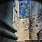 Raimondas Paknys, Šv. Jurgio Kankinio bažnyčia (Kaunas, 2012) | Lenkijos ir Lietuvos valdovas (1440/1447–1492) Kazimieras Jogailaitis 1468 m. Kaune fundavo bernardinų vienuolyną. Prie jo XV ir XVI a. sandūroje vaivadijos didikų lėšomis iškilo gotikinė Šv. Jurgio Kankinio bažnyčia. 1950 m. ji paversta vaistų sandėliu. 2005 m. bažnyčia grąžinta pranciškonams, 2009 m. pradėta rekonstruoti.