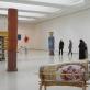 """Mindaugo Navako parodos """"Šlovė buvo ranka pasiekiama"""" fragmentas Nacionalinėje dailės galerijoje 2014 m. J. Lapienio nuotr."""