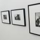 """Homer Sykes parodos """"Anglija 1970–1980"""" ekspozicijos fragmentas. V. Paplausko nuotr."""