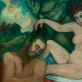"""Maksas Bandas, """"Moteris ir vyras"""". """"Lewben Art Foundation"""" kolekcija"""