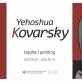 """Jehošuos Kovarskio paroda """"Chaoso sutramdymas"""""""
