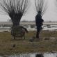 """Kadras iš Algimanto Puipos filmo """"Kita tylos pusė"""""""