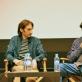 Pipas Chodorovas ir Jonas Mekas Paryžiaus sinematekoje