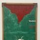 Linas Leonas Katinas, projektas erdvei, kurios raudona spalva krisdama virsta balta. 1971 m. 7md nuotr.