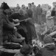 991 m. sausio įvykiai prie Parlamento rūmų. Vilnius, 1991 01 13-14. Fot. Algimantas Žižiūnas. Lietuvos centrinis valstybės archyvas
