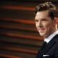 Aktorius Benedictas Cumberbatchas