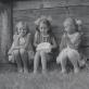 M. Baranausko fotografuoti Šv. Lauryno atlaidai po 50 metų sugrįžta į Palūšės bažnyčią