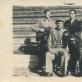 Abromavičių šeima tremtyje, ~1950 m. Kauno miesto muziejaus nuosavybė