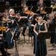 Uliana Zhivitckaia ir Nacionalinis simfoninis orkestras. M. Ambrazo nuotr.