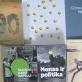 Apžvelgiamų knygų viršeliai