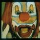 "Bruce Nauman, ""Clown torture"" / ""Klouno kankinimas"". Fragmentas. 1987 m. © Bruce Nauman / ARS, NY and DACS, London 2020, Courtesy Sperone Westwater, New York"