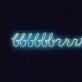 """Bruce Nauman, """"My Name As Though It Were Written on the Surface of the Moon"""" / """"Kaip atrodytų mano vardas, užrašytas Mėnulio paviršiuje"""". 1968 m. Amsterdamo miesto muziejaus (Stedelijk) kolekcija, © Bruce Nauman / ARS, NY and DACS, London 2020, Courtesy Sperone Westwater, New York"""