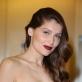 Aktorė ir modelis Laetitia Casta