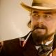 """Leonardo DiCaprio Quentino Tarantino filme """"Ištrūkęs Džango"""""""