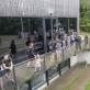 Akimirka iš Jono Meko parodos atidarymo. Organizatorių nuotr.