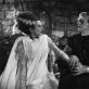 """Kadras iš filmo """"Frankenšteino sužadėtinė"""" (1935)"""
