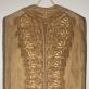 Liturginis drabužis persiūtas iš carinės Rusijos valdininko munduro. K. Stoškaus nuotr.