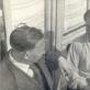 Iš dešinės: Maksas Vainraichas (1894–1969) ir Zeligas Kalmanovičius (1915–1944). Vilnius, 4 deš. YIVO Institute for Jewish Research