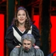 """Opera """"Trys seserys"""". M. Parpagnoli nuotr."""