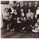Kalėdos pas Mašiotus, 1937 metai: Elena Jakutytė sėdi ant parketo pirma iš kairės. Mama Emilija Jakutienė sėdi antroje eilėje antra iš kairės. Elenos brolis Vladas Jakutis stovi trečias iš kairės. Šalia (antra iš kairės) stovi jo žmona, Ona Mašiotaitė-Jakutienė, Prano Mašioto dukterėčia. Pranas Mašiotas stovi trečias iš dešinės. Šalia (antras iš dešinės) jo brolis Jonas Mašiotas, Onos tėvas. Fotografija iš Vidmando Miliūno asmeninio arch.