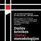 """Knygos """"Dailės kritikos (meta)metodologijos ir metmenys"""" pristatymas Kaune"""