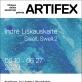 Indrės Liškauskaitės paroda Artifex galerijoje