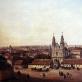 Misionierių bažnyčia ir vienuolynas. I. Deroy litogr., 1848 m.