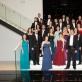 Nacionalinio muzikos forumo (Vroclavas) choras. Nuotrauka iš LNF archyvo