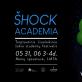 """Šiuolaikinio šokio daigai: tarptautinis studentų festivalis """"Šhock Academia"""" prasideda!"""