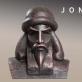 Skulptoriaus Jono Noro Naruševičiaus kūrybos retrospektyvinė paroda