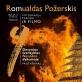 """Romualdo Požerskio fotografijų parodos ir filmo """"Devynios Šventyklos Nevados dykumoje"""" pristatymas"""