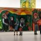 """Svetingas savaitgalis Nacionalinėje dailės galerijoje palydi parodą """"Dirbtuvė. Kūrinio genezė. Augustinas Savickas"""""""