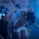 """Scena iš šokio spektaklio """"Me Two / Savoj krūvoj"""".  A. Skulskytės nuotr."""