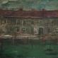 """Remigijus Treigys, """"Senas namas"""", 1990 m. R. Treigio nuotr."""