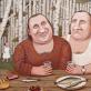 """Vladimiro Liubarovo paveikslas """"Depardieu Premilovo kaime"""""""