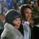 """Sesuo ir brolis Shirley MacLaine ir Warrenas Beatty per """"Oskarų"""" ceremoniją 1966-aisiais"""